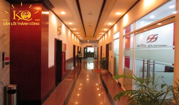Cho thuê văn phòng quận 1 OSIC Building đường Nguyễn Huệ, Tp